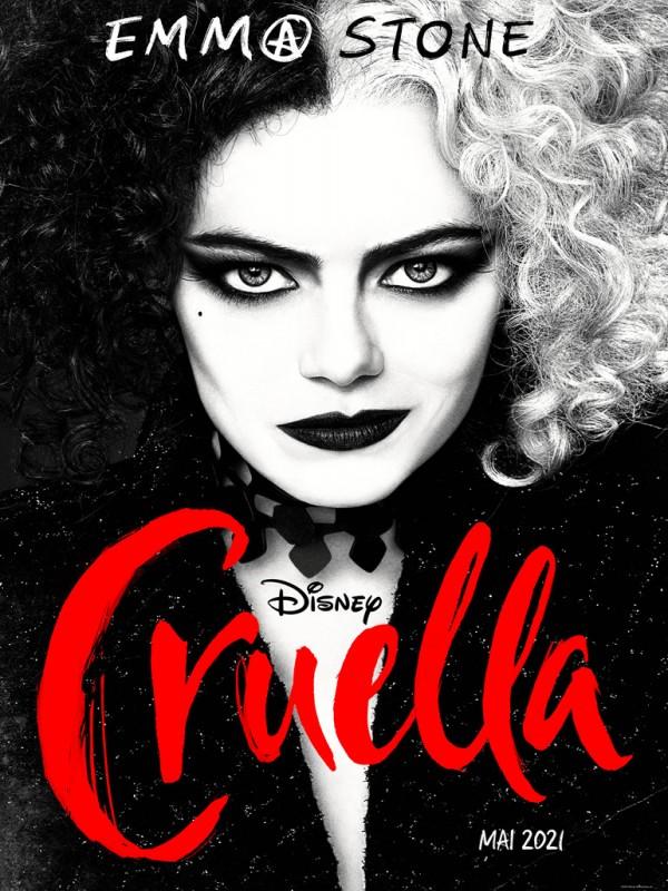 Affiche de Cruella