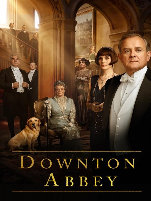 Affiche de Downton Abbey