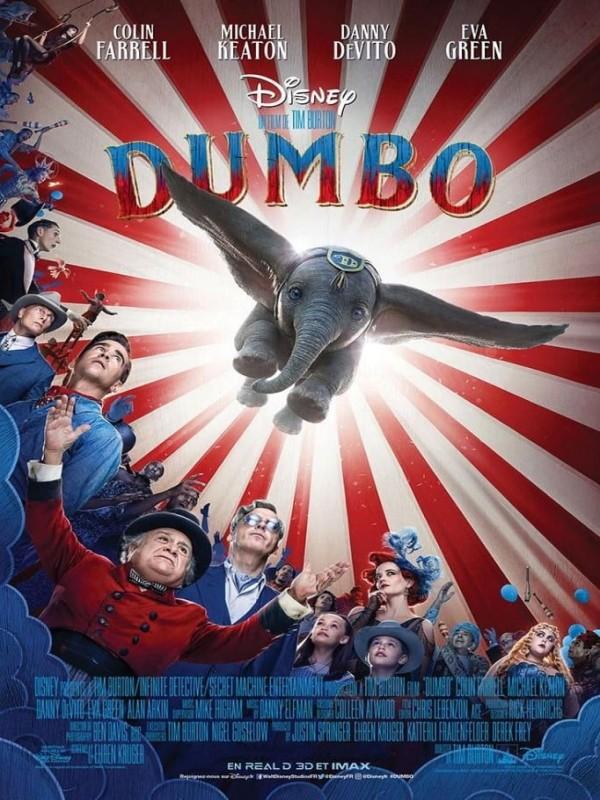 Affiche de Dumbo