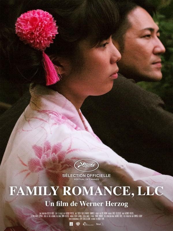 Affiche de Family Romance, LLC