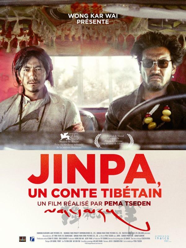 Affiche de Jinpa, un conte tibétain