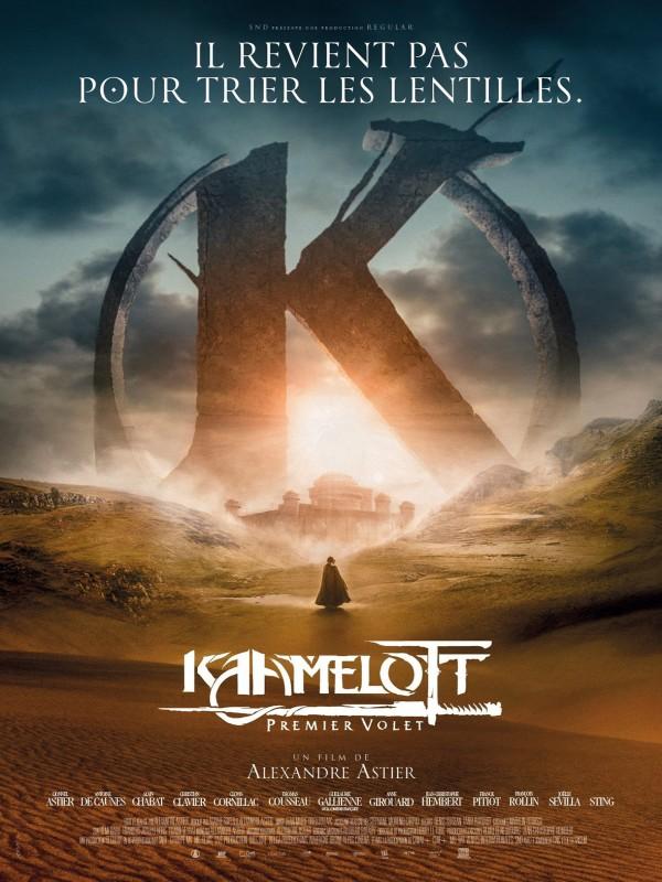 Affiche de Kaamelott – Premier volet