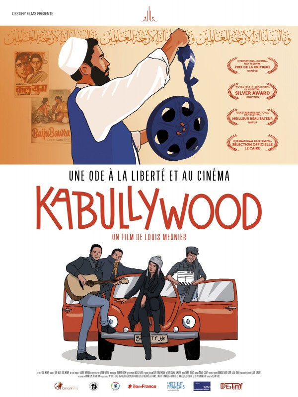 Affiche de Kabullywood