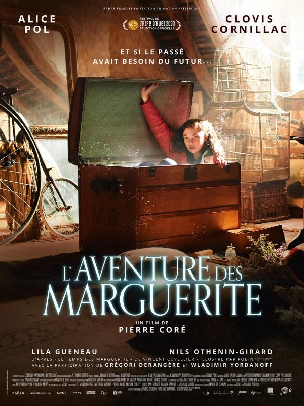 Affiche de L'Aventure des Marguerite