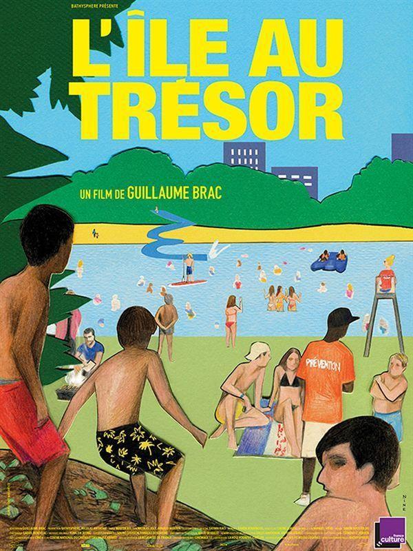Affiche de L'Île au trésor