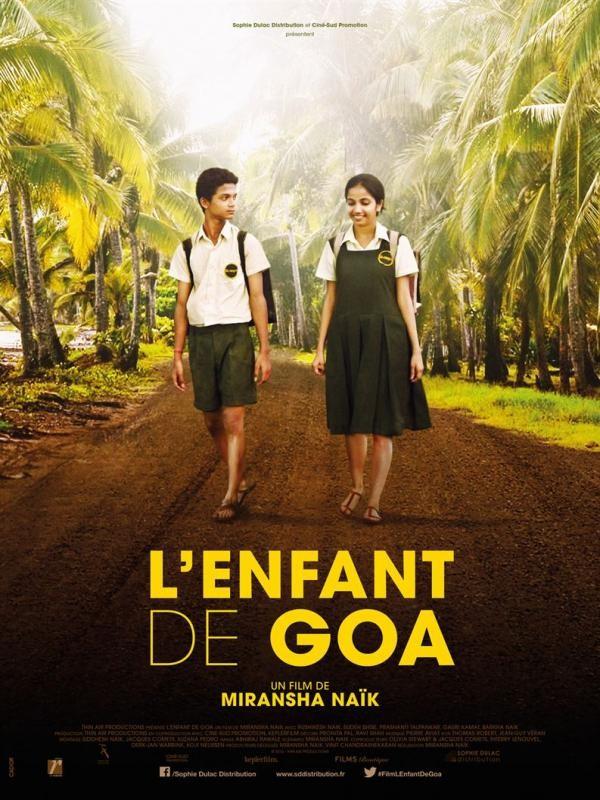 Affiche de L'enfant de Goa