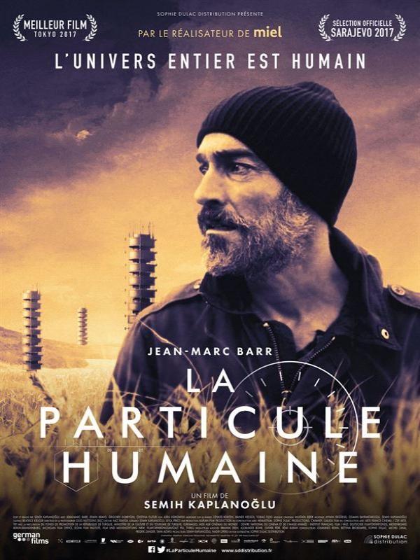 Affiche de La Particule humaine