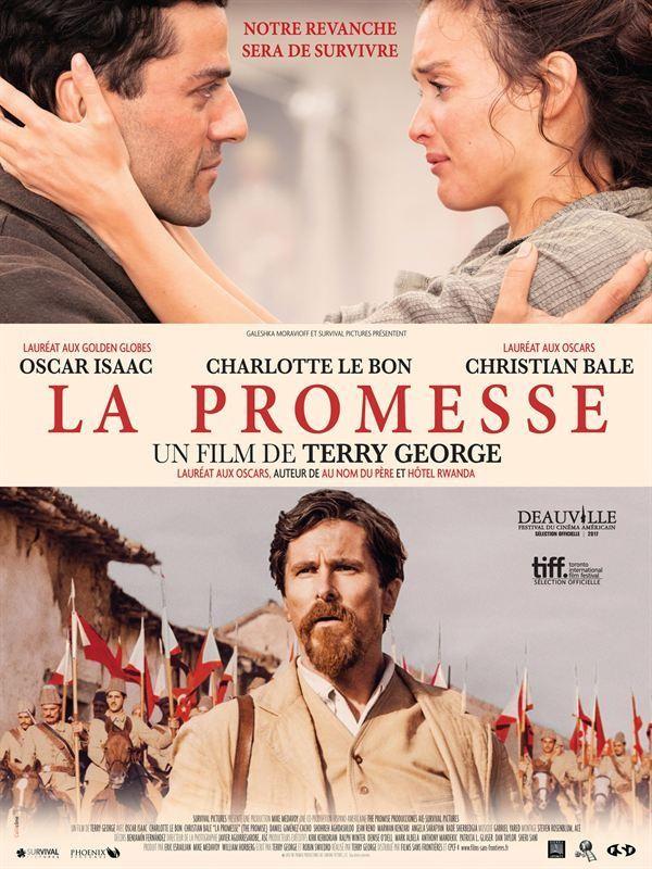 Affiche de La Promesse