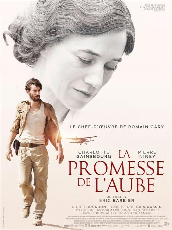 Affiche de La Promesse de l'aube
