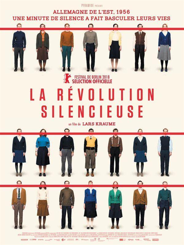 Affiche de La Révolution silencieuse