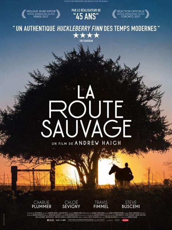 Affiche de La Route sauvage (Lean on Pete)