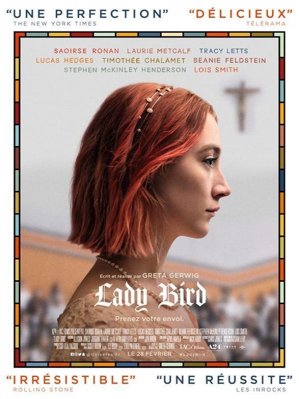 Affiche de Lady Bird