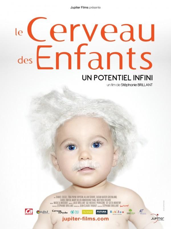 Affiche de Le Cerveau des enfants