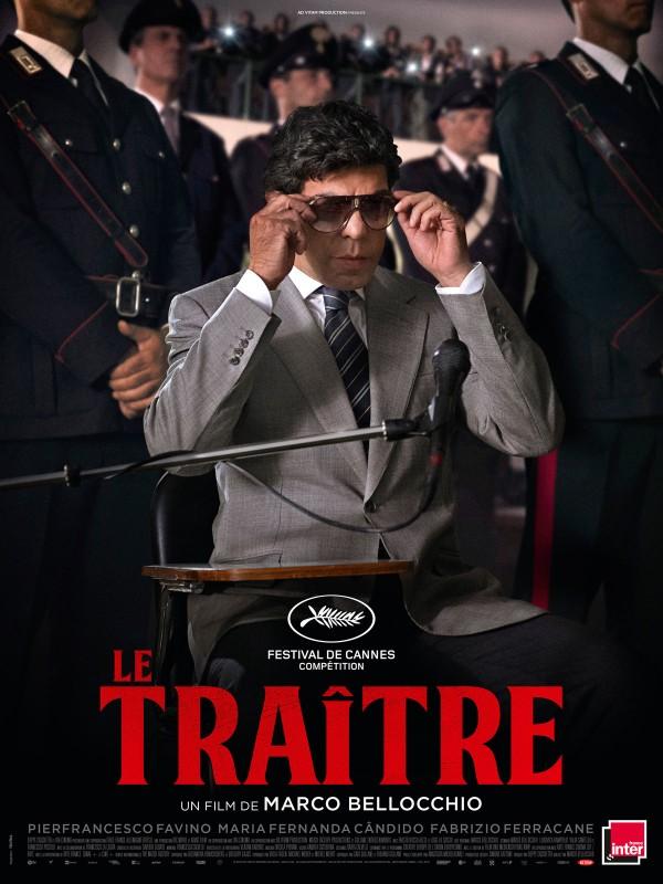 Affiche de Le Traître