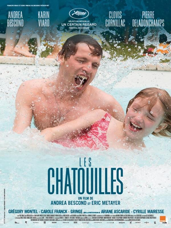 Affiche de Les Chatouilles