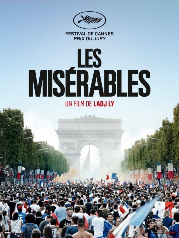 Affiche de Les Misérables