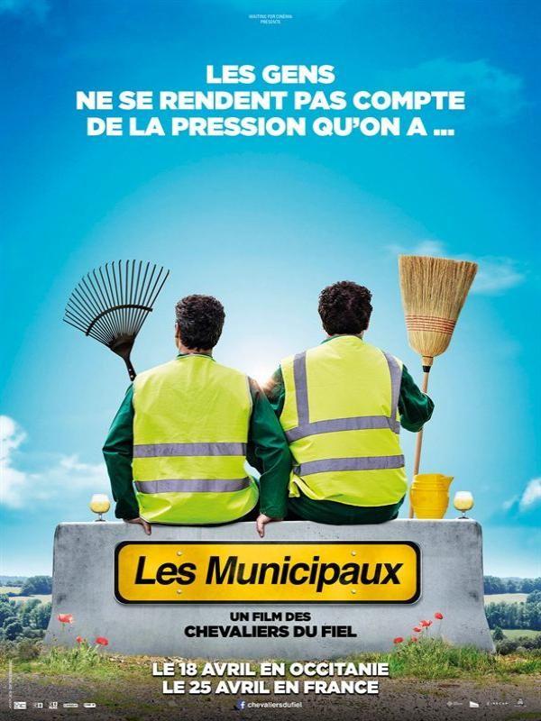 Affiche de Les Municipaux, ces héros
