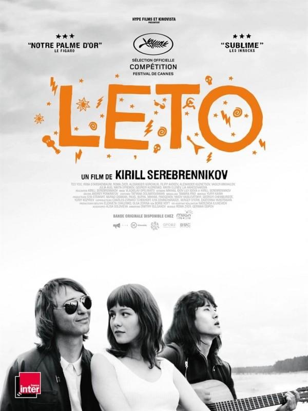 Affiche de Leto