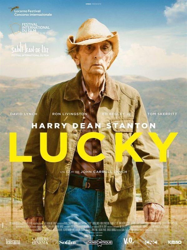 Affiche de Lucky