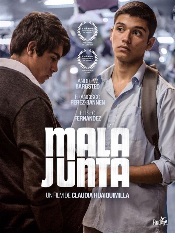 Affiche de Mala Junta