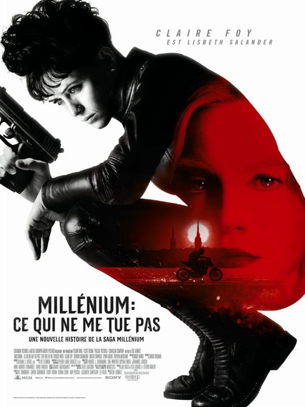 Affiche de Millenium : Ce qui ne me tue pas