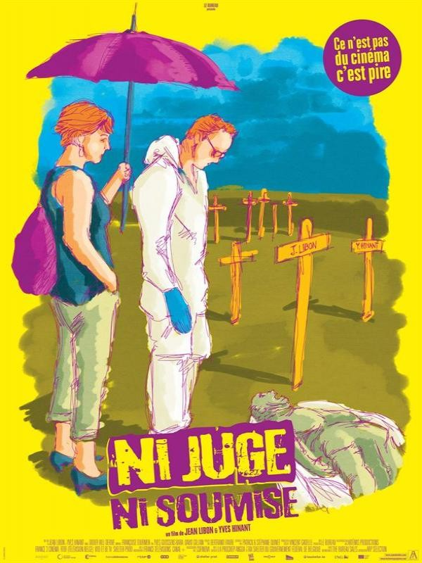 Affiche de Ni juge, ni soumise