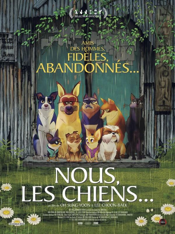 Affiche de Nous, les chiens