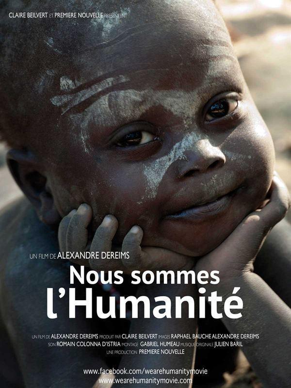 Affiche de Nous sommes l'Humanité