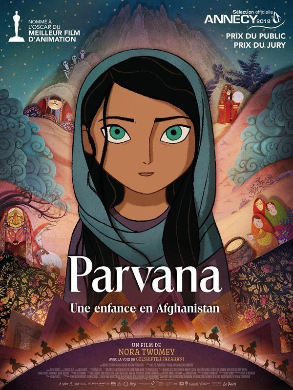 Affiche de Parvana