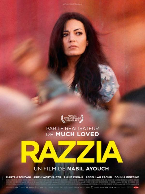 Affiche de Razzia