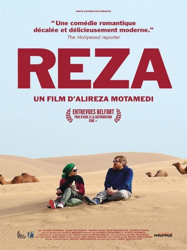 Affiche de Reza