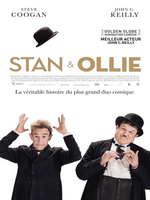 Affiche de Stan et Ollie