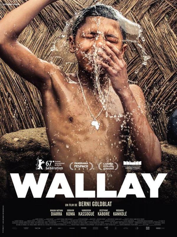 Affiche de Wallay