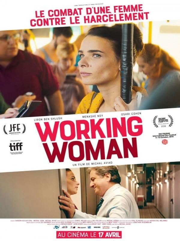 Affiche de Working woman