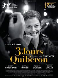 Affiche de 3 jours à Quiberon