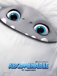 Affiche de Abominable