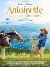 Affiche de Antoinette dans les Cévennes
