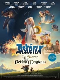 Affiche de Astérix : Le Secret de la potion magique