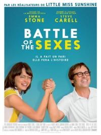 Affiche de Battle of the Sexes