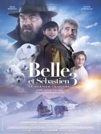Affiche de Belle et Sébastien 3 : le dernier chapitre