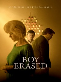 Affiche de Boy Erased