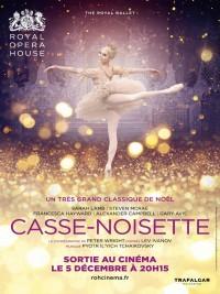 Affiche de Casse-Noisette (Royal Opera House - 2017/18)