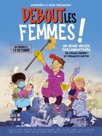 Affiche de Debout les femmes !