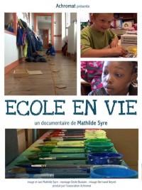 Affiche de Ecole en vie