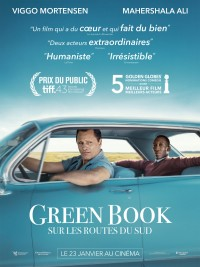 Affiche de Green Book : Sur les routes du sud