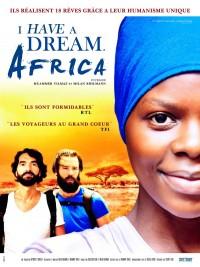 Affiche de I have a dream. Africa