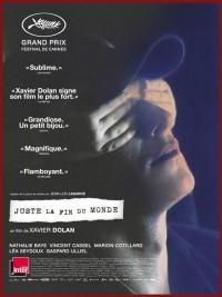 Affiche de Juste La Fin Du Monde