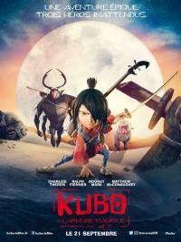 Affiche de Kubo et l'armure magique
