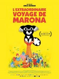 Affiche de L'Extraordinaire Voyage de Marona