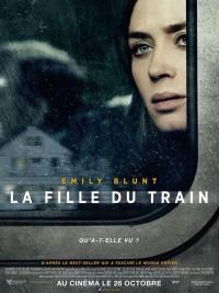 Affiche de La Fille du train